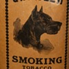 GROWLER SMOKING TOBACCO  1920s PACK, LIGGETT & MYERS TOBACCO CO