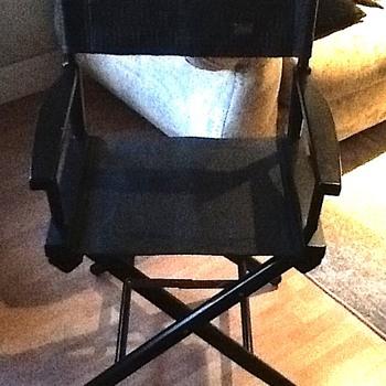Vintage Fendi Directors Chair - Furniture