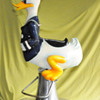 Donald Duck Barber Chair