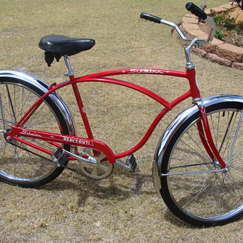"""1971 Schwinn Heavy Duti Survivor""! - Sporting Goods"