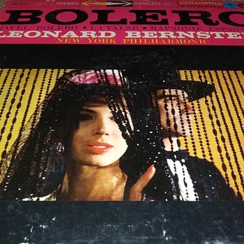 """12"""" VINYL DISC....#124 - Records"""