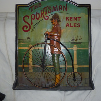 Kent ales sign, info needed please - Signs