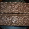 Two Large Tiles - 12 inches by 4 inches