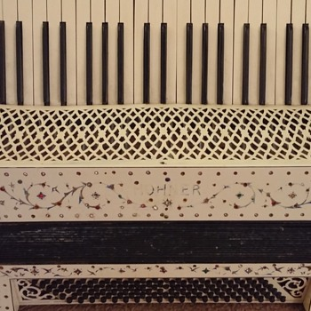 1920's Hohner Accordion