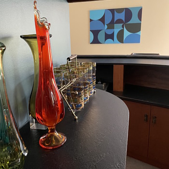 My lower level Bar.. - Fine Art