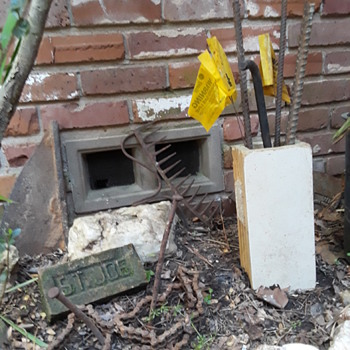 """More rust garden junk.  I mean """"art""""...? - Tools and Hardware"""