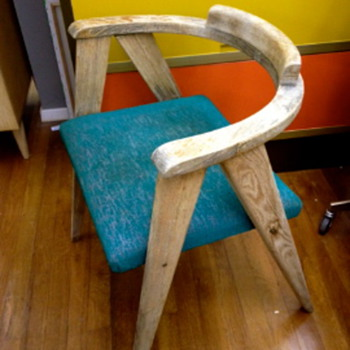 Mid-century modern chair - Mid-Century Modern