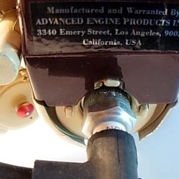 A Pony Express Bicycle Engine