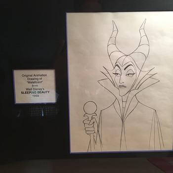 Maleficent - 1959 - Fine Art