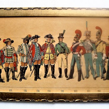 Danish army trumpeters and other musicians (1675-1844) ... - Posters and Prints