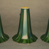 QUEZAL ART GLASS SHADES