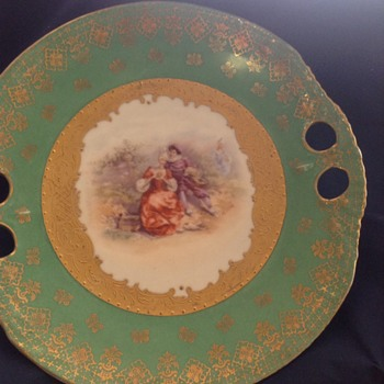 Mother's Day plate - China and Dinnerware