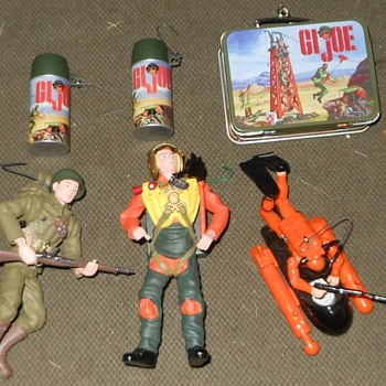 Hallmark GI Joe Ornaments