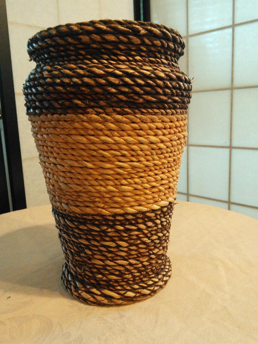 Formalities by baum bro weaved pottery vase collectors weekly reviewsmspy