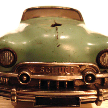 Tinplate Sunday - Model Cars