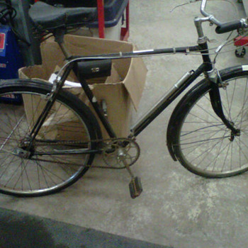 Tiger Cycle - Made in Holland - 50's Vintage??