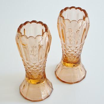 Posey Vases??? - Glassware