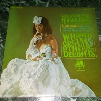 Herb Alpert And The Tijuana Brass...On 33 1/3 RPM Vinyl - Records