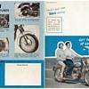 1960 - B.S.A. Motorcycles Sales Brochure