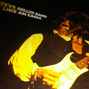 The Steve Miller Band...On 33 1/3 RPM Vinyl - Records
