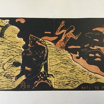 Paul Gauguin print