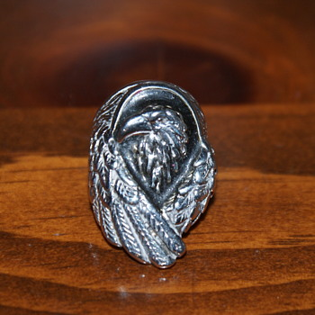 Interesting Ring - Fine Jewelry