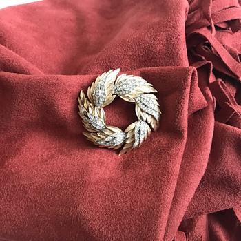Triffari Brooch 1955 through 1969?  - Costume Jewelry
