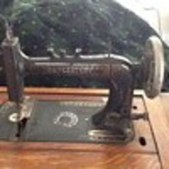 20th Century brand treadle sewing machine