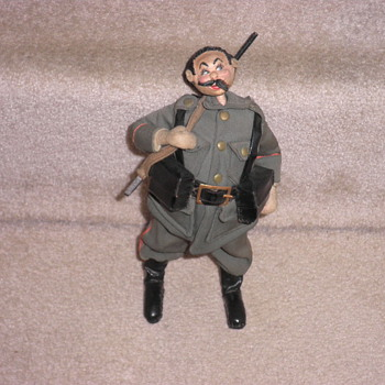 Military Doll - Dolls
