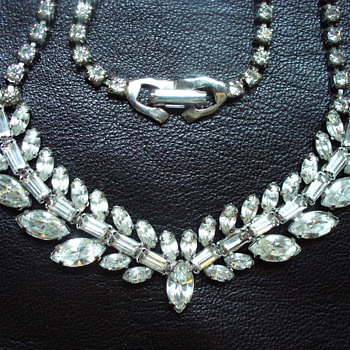 """""""Amael""""; any info on this maker? - Costume Jewelry"""