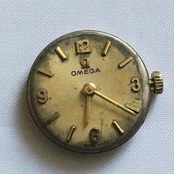 Vintage watch movement  - Wristwatches
