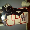 dale earnhardt life sized stand up