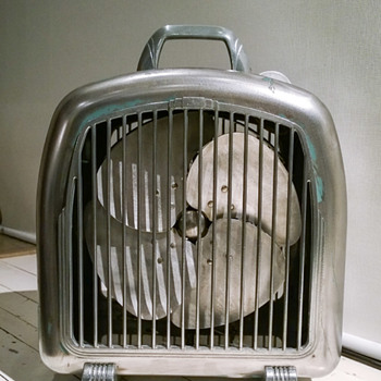 Comfortair Heater Fan ca. 1950 - Office