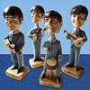 "Beatles 1964 Composition 8"" Nodders / Car Mascots"