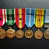 Cornell's War Medals and Pins