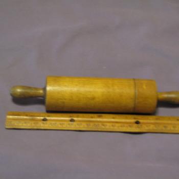 Mini Hollow Rolling Pin.