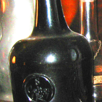 S Colton Wine Bottle  - Bottles