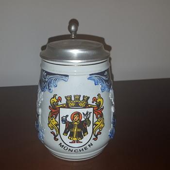 München Beer Stein