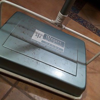 the WAGNER HANDY sweeper - Kitchen