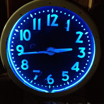 The big lumi dial is done - Clocks