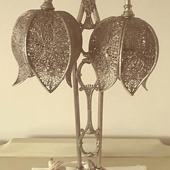 Filigree Lamp - Lamps