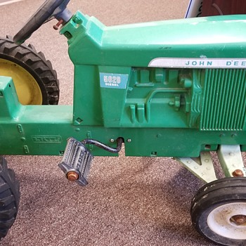 John Deere 5020 WF Diesel Pedal  - Tractors