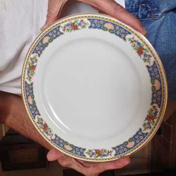 Limoges T.V. La Cloche French Bone China - China and Dinnerware
