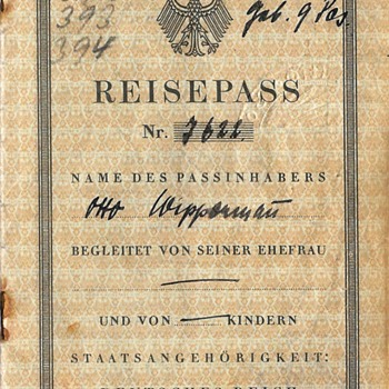 German passport for Spain