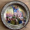 WW2 British Mess Tin, American Painting