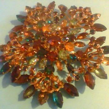 ~~Huge Brooch~~ - Costume Jewelry