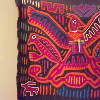 Panama artwork - Rugs and Textiles