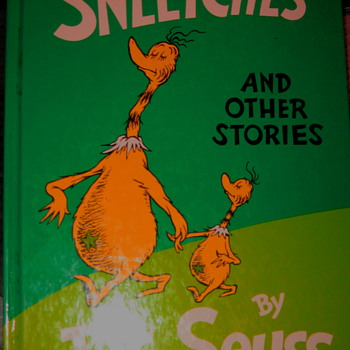 Old Dr Seuss on the Loose.... - Books