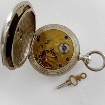 Pre-Civil War Waltham - Pocket Watches