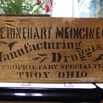 Rhinehart's Liver Pills: 1879-1911. - Advertising